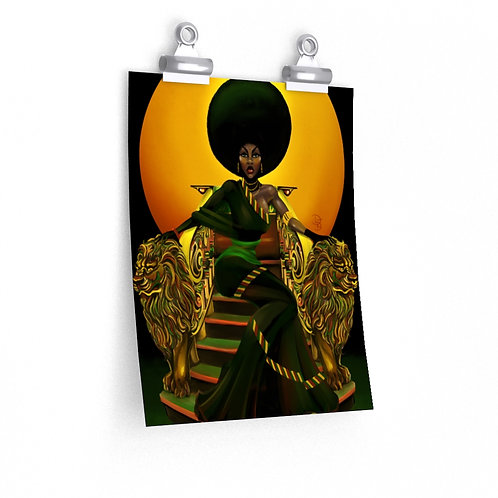 Penny afro-sheen - Poster