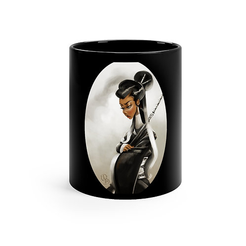 Solomn One 2 Black mug 11oz