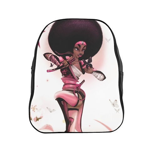Pink Penny Flow Backpack