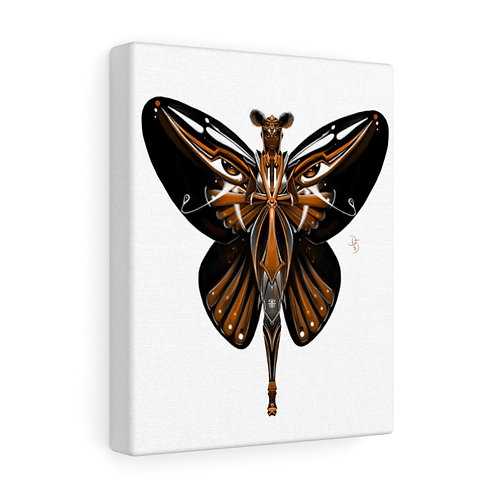 Oh My Black Monarch Butterfly Canvas Gallery Wraps