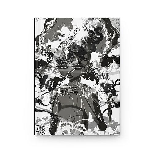 A Little Cloudy Hardcover Journal Matte