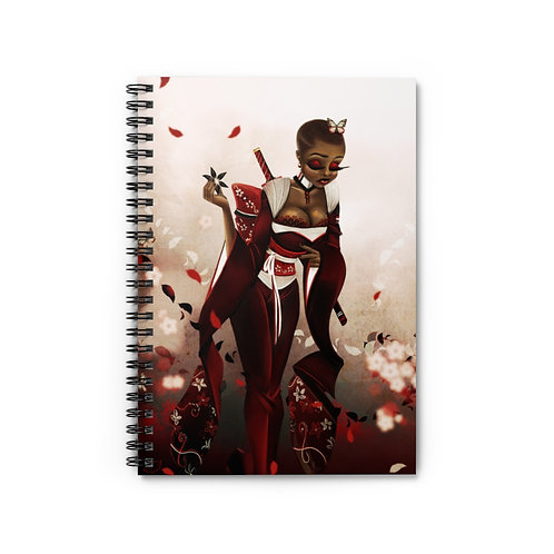 Muse Talk 2.0- Spiral Notebook - Ruled Line