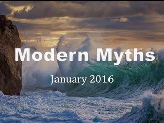 Modern Myths ... about Suffering