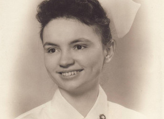 Remembering Missionary Naomi Collins