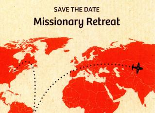 2019 Missionary Retreat