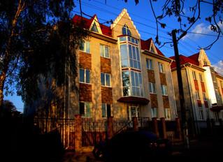 Back Home in Zaporozhye