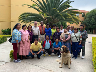 Bolivian Pastors' Conference