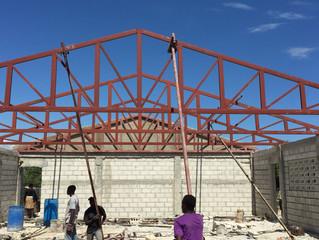 New Roof in Haiti