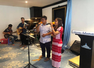 New Location for Church in Myanmar