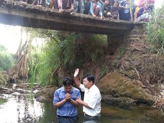 Gospel Camp in Myanmar