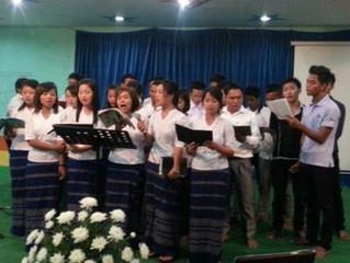 Choosing Christ in Myanmar