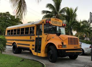 Bus for Haiti