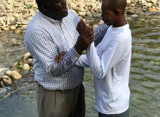 God is in Haiti!
