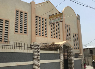 Gang Activity in Haiti Keeps Mother Church From Meeting