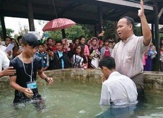 Summer Ministry in Myanmar