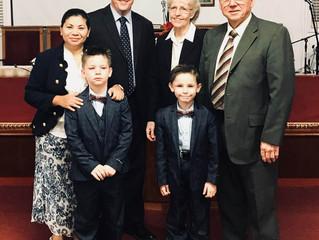 New Pastors in the Cayman Islands