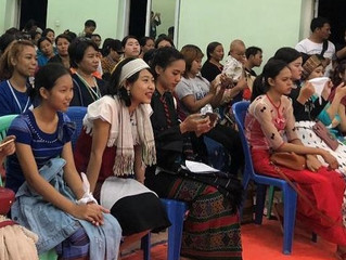 Summer Ministry in Myanmar