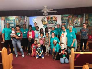 Vacation Bible School in Cayman Brac