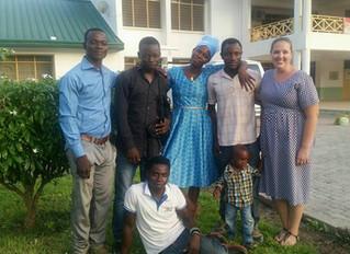 Leadership Change in Ghana