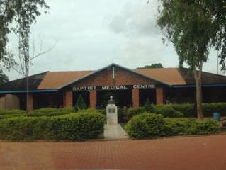 A Hospital Internship in Ghana
