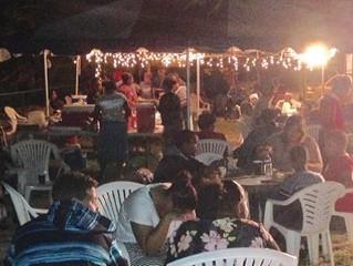 Thanksgiving in Cayman Brac