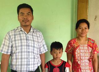 Training Church Planters in Myanmar