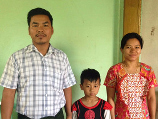 Training Church Planters in Myanmar