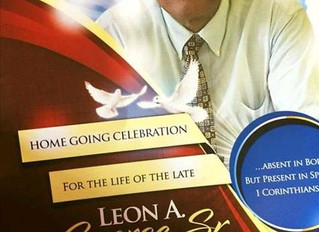 Remembering Pastor Leon George