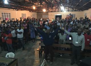 Prayer: A Highlight of Haiti Trip