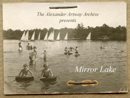 Mirror Lake at Whitesbog Historic Village