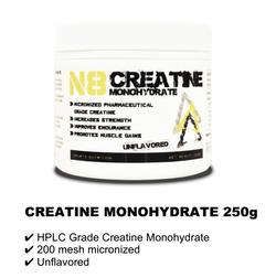 CREATINE MONOHYDRATE 250g RM30