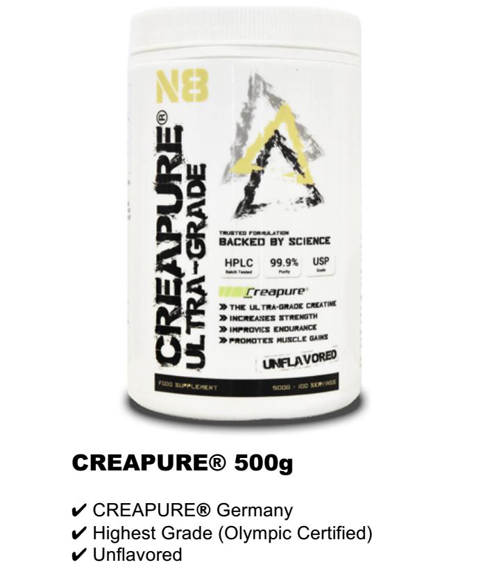 CREAPURE® 500g RM105
