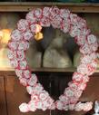 Radish Roses, fake food art