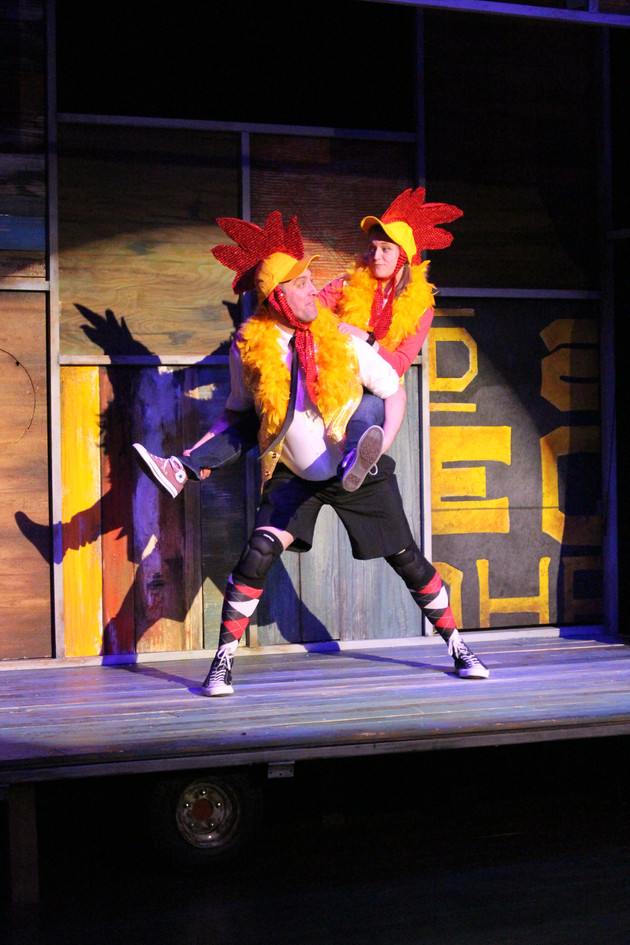 """""""Broadway Chickens"""", Complete History of Comedy 2017"""