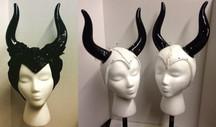 Maleficent headdresses