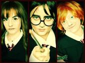 Harry Potter Trio, 2018
