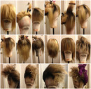 Madonna Wig process