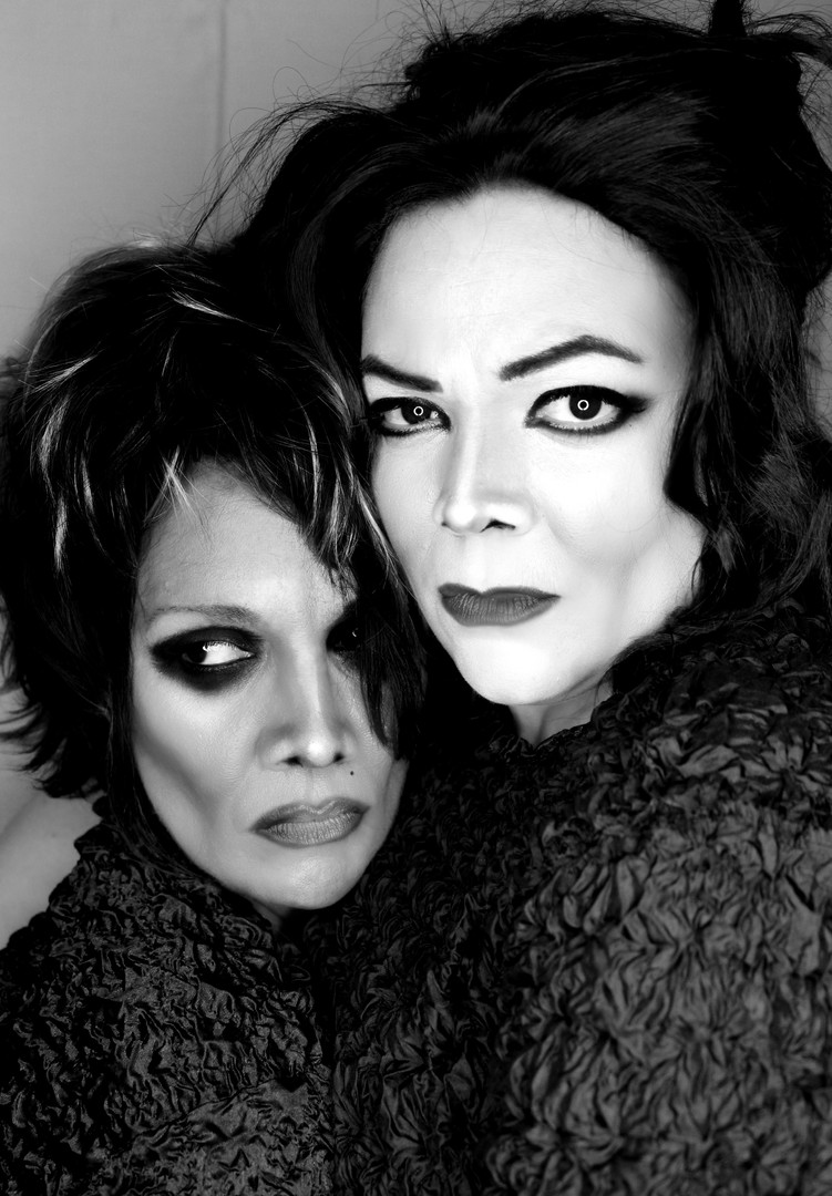 """Michael and Janet from """"Scream"""" 2017"""