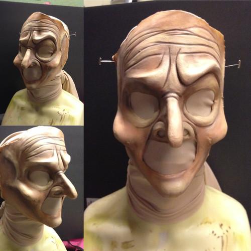 Tartaglia mask angles