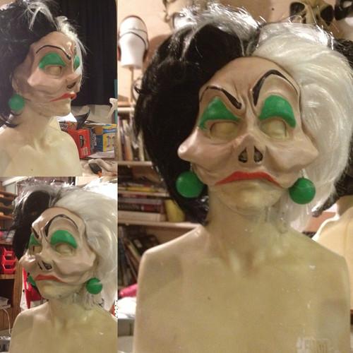 Cruella DeVil Mask