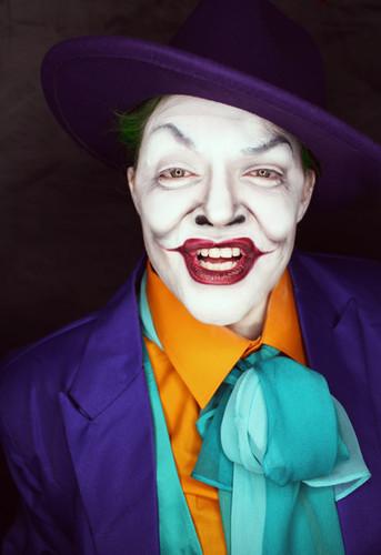 Jack Napier, The Joker, 31 days of Halloween 2019