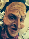 Tartaglia (me in mask)