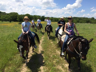 Celebrate Mother's Day at Benbrook Stables