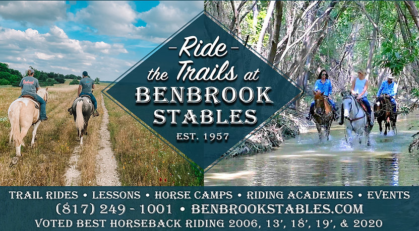 Benbrook Stables Fort Worth Tx. Trail Rides Riding Lessons Camps Parties