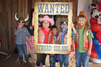 Benbrook Stables - Parties for Kids
