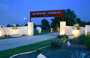 Benbrook Stables Ft. Worth, Tx.