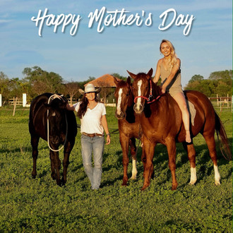 Happy Mother's Day from Benbrook Stables
