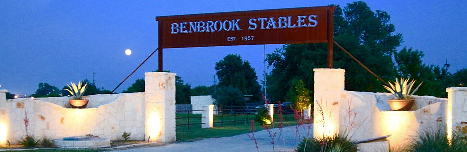 Benbrook Stables Fort Worth Tx.