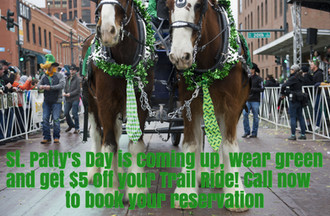 St. Patrick's Day-Trail Ride-