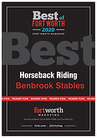 Best Horse Back Riding in Texas